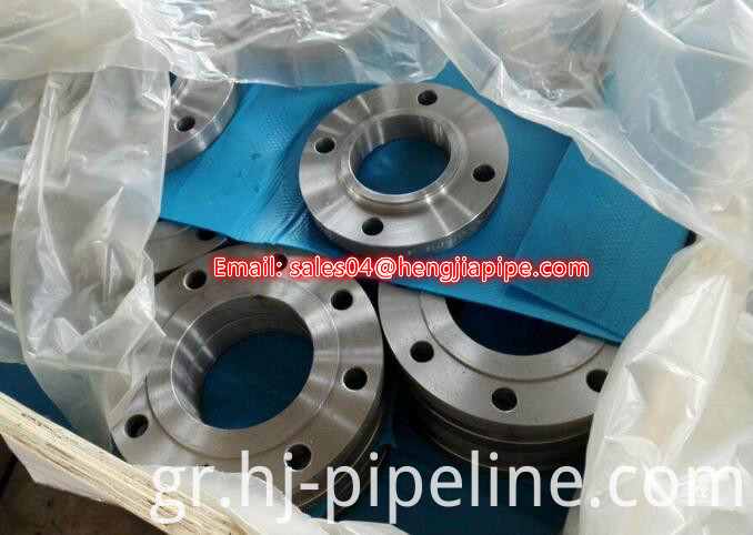 Forged Cs SO Flange