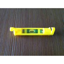 Yellow Plastic Line Vial Level of 7001001