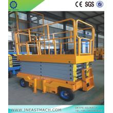1t 6m Hydraulic Vertical Aerial Work Platform