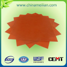 Clase F 347 Materiales de aislamiento epoxi de fibra de vidrio