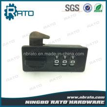 3 Digit Zinc Alloy Mechanical Combination Lock
