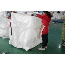 Saco grande para transporte de resíduos da indústria