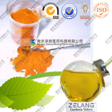 Natural Concrete Pigment Gardenia Yellow Additive