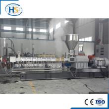 Máquina de granulación plástica del laboratorio de dos etapas para hacer gránulos