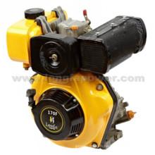 Petit moteur diesel de haute qualité (LF170F) avec CE Soncap