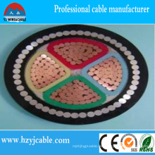 Hochwertiges Multi-Cores-Netzkabel