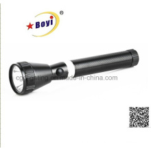 3W Aluminum Rechargeable Flashlight (CGC-Z202-2SC)