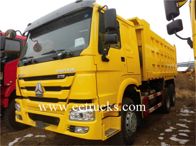 10 Wheeler Truck Dumpers