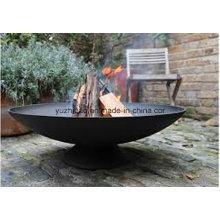 Hogar de hierro fundido quema de fuego Pit, Fire Bowl