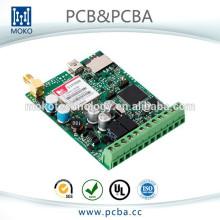 Montagem de circuito eletrônico Multilayer Gps Tracker com sim908