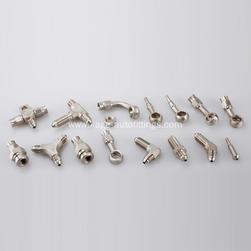 Stainless Y-branch & Tees & fittings