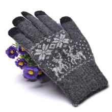 2015 Fábrica OEM Inverno Estilo Touchscreen Luvas