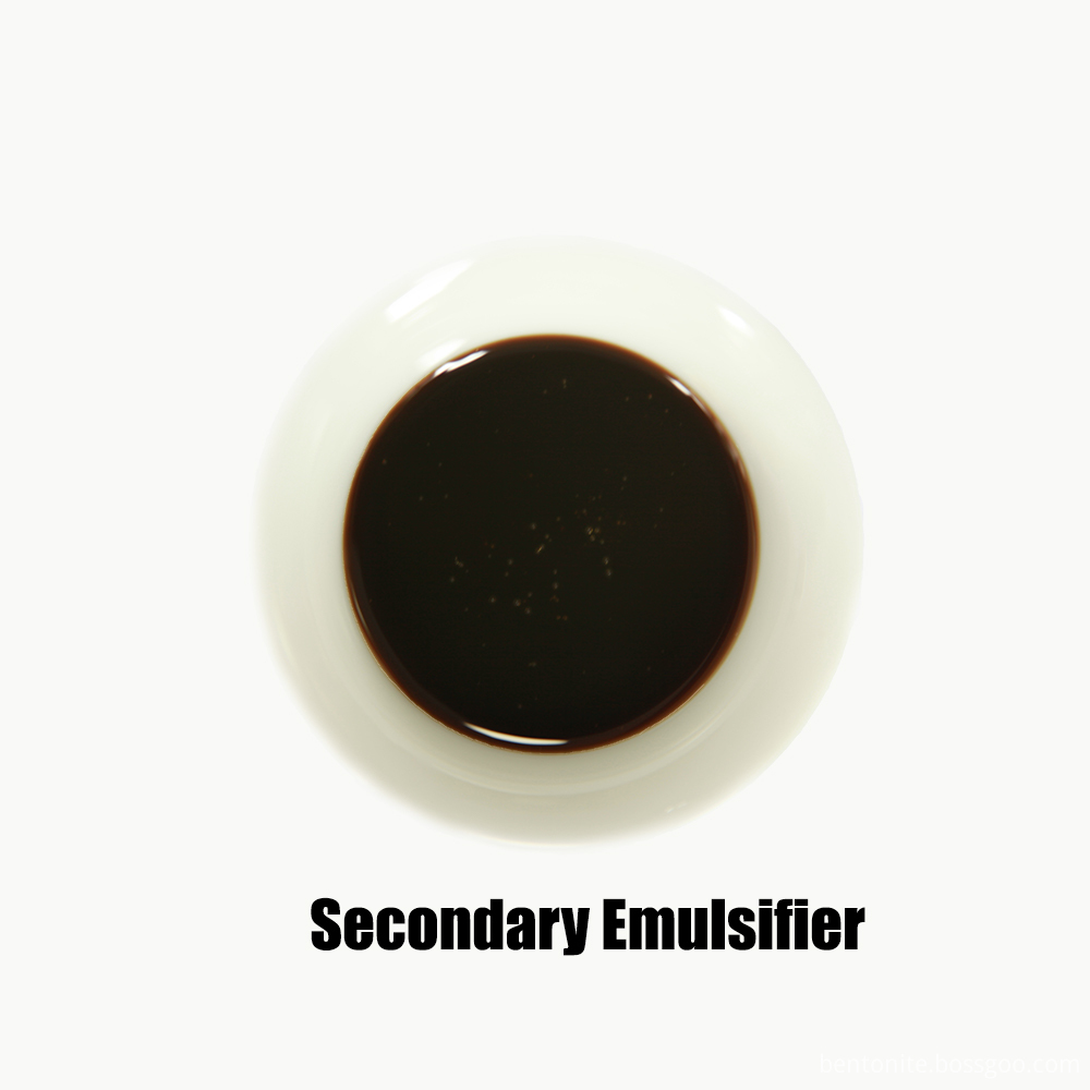Secondary Emulsifier