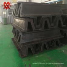 Made in China sólido marinha super arco fender tipo de cilindro V tipo D tipo borracha fender doca