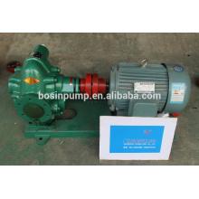 Электрические управляемые различных нефтяных насосных машина сырой нефти, мазута, смазочного масла Перекачивающий насос для месторождения нефти