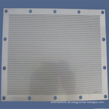 Perforierte Metallplatte / Blech / Netz