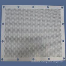 Перфорированная металлическая пластина / лист / сетка