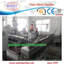 2000mm Width of Plastic PP Grid Hollow Sheet Extrusion Machinery