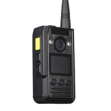 Caméra de corps multi-fonctionnelle GPS corps de la police porté 2 voies Intercom IR Night Vision corps de la caméra caméra