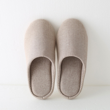 Ultra Lightweight Cozy 100% Cotton Japanese Indoor Slippers