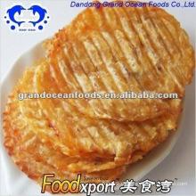 Getrocknete Filefish-Filets