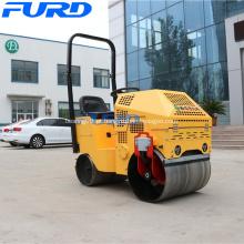 Compactador de rolo de roda suave