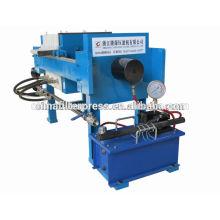 Zhejiang Long Yuan Manuelle Labor Filterpresse