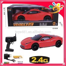 1:10 Maßstab Hochgeschwindigkeits-Drift rc Auto 2.4G 5CH rc Modell Auto
