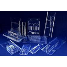 Чистая пластиковая упаковка электроники (HL-2-6)