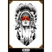 """Let me be your mirror""girls,tribe style arms tattoo Temporary Tattoo Sticker sexy body art with cmpetitive price"