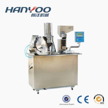 GMP High Quality Semi-Automatic Mini Capsule Filling Machine Mini Capsule Filler