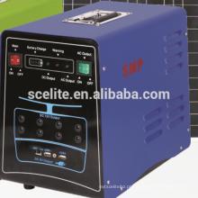 Sistema Solar Portátil SMP com Carregador AC
