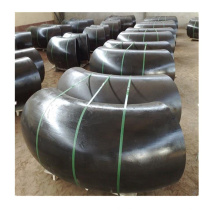 High volume selling Butt Welded 90 Degree Seamless Pipe Fitting Carbon Steel Elbow