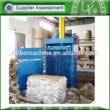 2015 advanced technology semi-automatic cotton bale press
