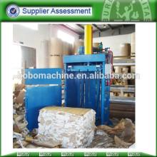 2015 advanced technology semi-automatic cotton bale press