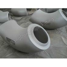 Usine de montage en acier inoxydable avec coude à 90 degrés