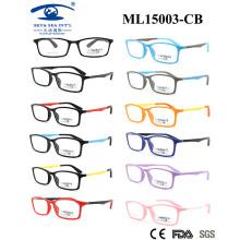 Baratos lindos niños lindos gafas ópticas (ML15003)