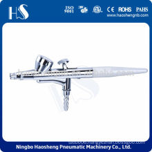 Single-action trigger air-paint control airbrush of HS-210