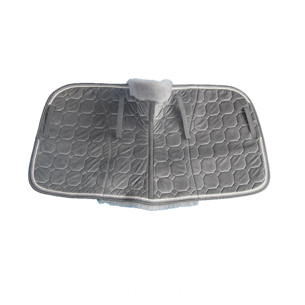 Saddle Pad Grey