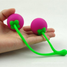 Les jouets sexuels compacts adultes de rétablissement de post-partum de rétrécissement de Yin Ball Injo-Sy002