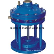 Válvula de lodo da válvula de carga da lama de descarga
