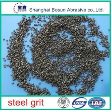 стальной Материал сталь грит gp25/сг1.0мм, g14 грит литой стали взрывать песка, металлургического завода карбида кремния зернистостью
