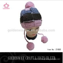 Patron de tricot gratuit pour chapeaux à oreilles en crochet