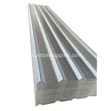100% icke-asbest MgO Corrugated Roofing Sheet