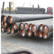 ASTM A53 219.1мм бесшовная стальная труба / черная труба / труба GI