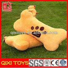 Almohada decorativa del hueso del diseño de moda con el oso