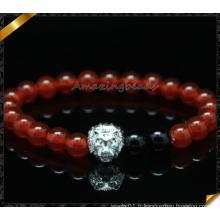 Bijoux à la main faits sur commande de Macrame Bracelet (CB0110)