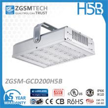 200W usó la alta iluminación de la bahía, alta luz de la bahía del LED