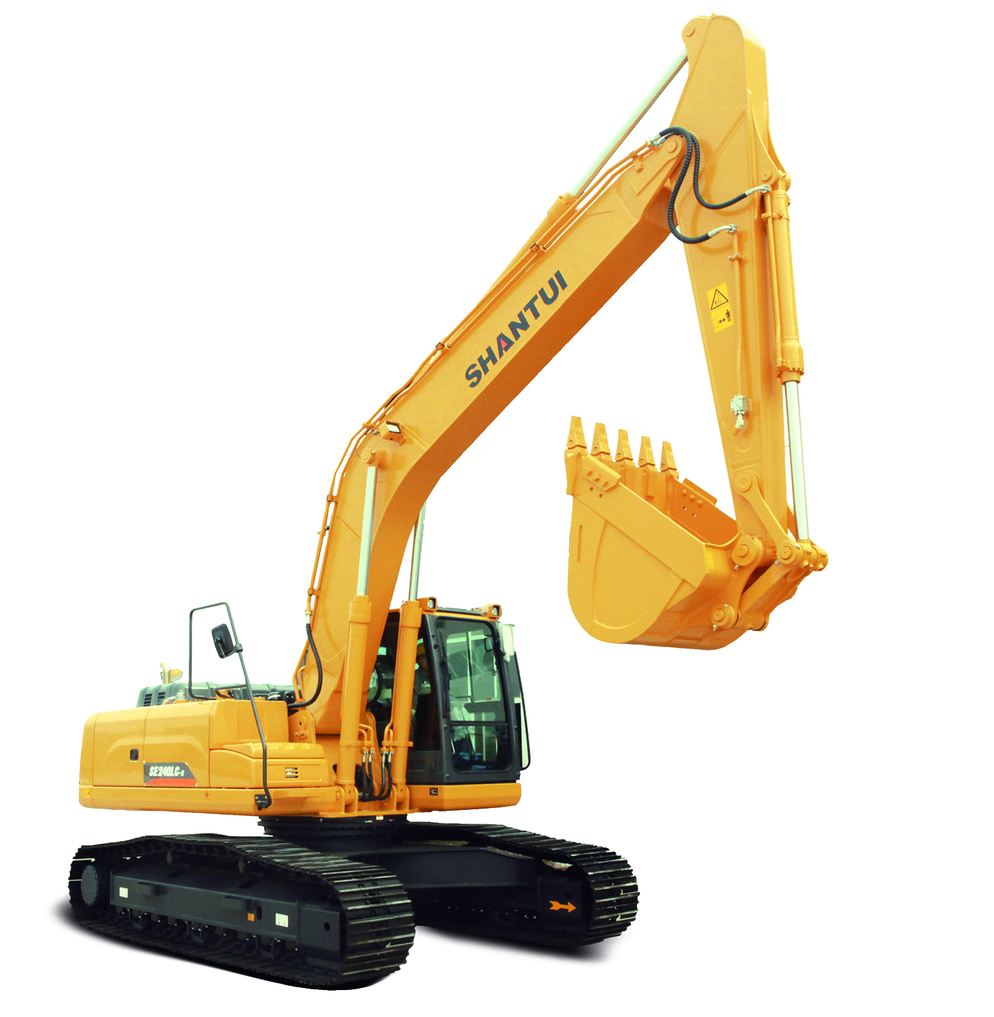 Shantui 24.8ton Medium-Sized Crawler Excavator