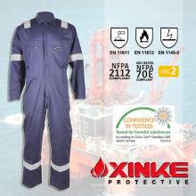 trajes de protección contra incendios para el trabajador